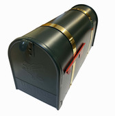 Gibraltar Mailbox and Metallic Straps