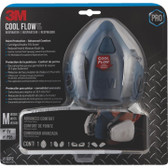 3M Cool Flow Respirator with a P95 Rating