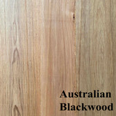 Australian Blackwood Hardwood S4S