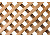 Cedar Diagonal Heavy Duty Privacy Lattice