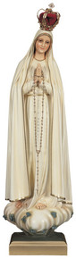 Our Lady of Fatima Statue - 30 inch