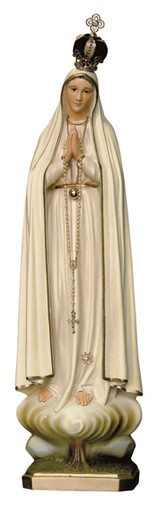 Our Lady of Fatima Statue - 17 inch