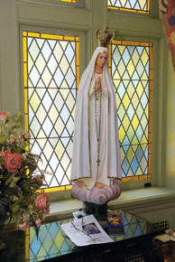Our Lady of Fatima Statue—42 inch