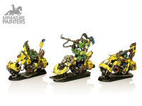 SILVER Warbiker Mob