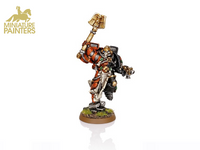 GOLD Chaplain with Jump Pack