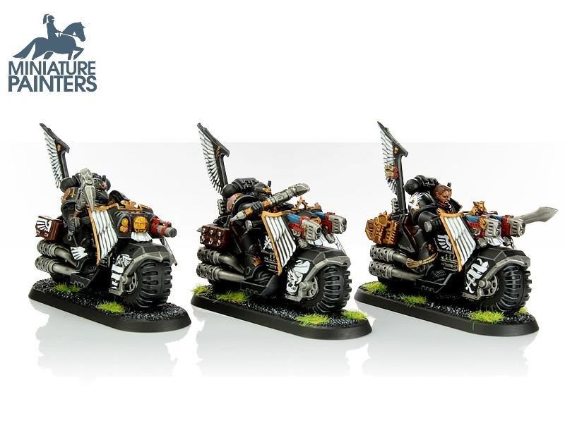 LEAD Ravenwing Black Knights
