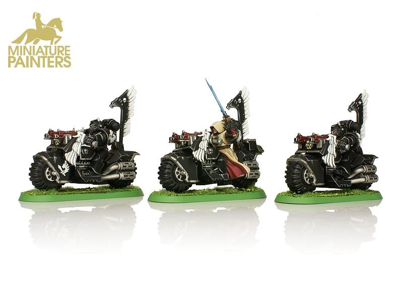GOLD Ravenwing Bike Squadron