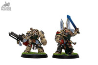 DARK ANGELS DEATHWING TERMINATOR SQUAD