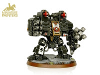 GOLD Ironclad Dreadnought