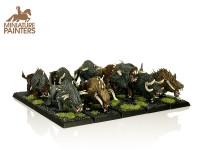 BRONZE Warriors of Chaos Warhounds