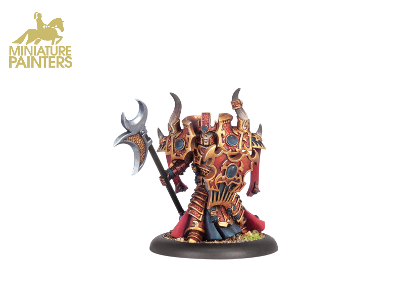 GOLD Tyrant Vorkesh