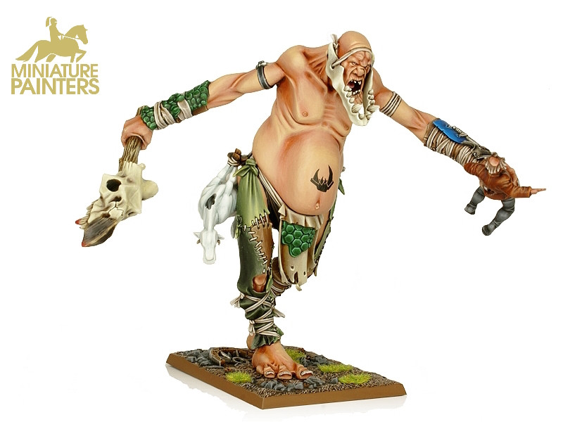 GOLD Orcs & Goblins Giant