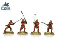 LEAD Uruk-hai Berserkers