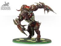 SILVER Skaarac the Bloodborn