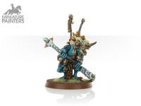 SILVER Saurus Eternity Warden
