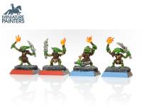 LEAD Pathfinder Goblin Pyros