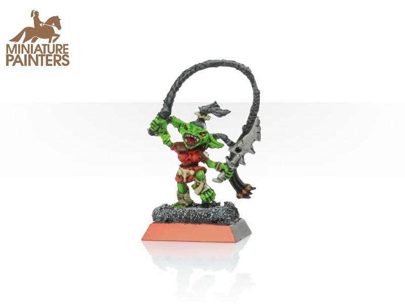 BRONZE Pathfinder Goblin Warchanter