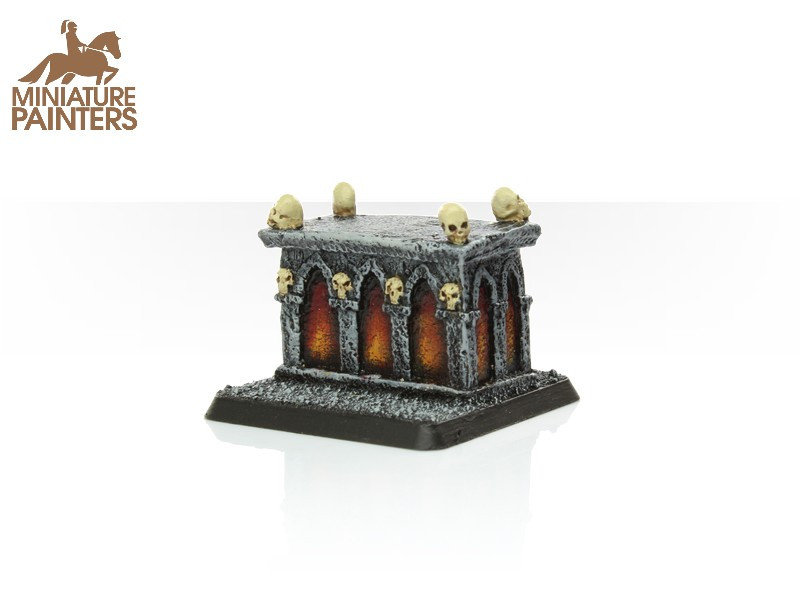 BRONZE Altar of Evil