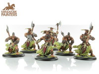 BRONZE Tharn Ravagers