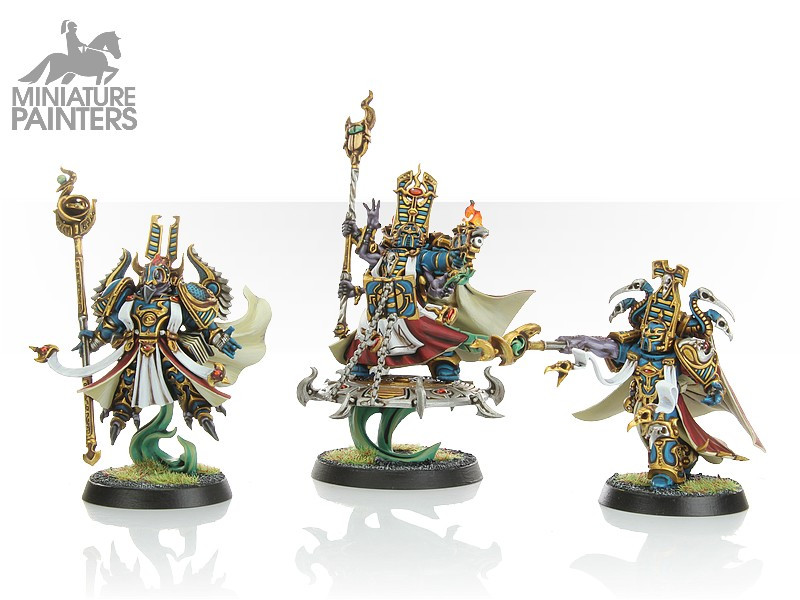 SILVER Exalted Sorcerers