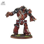 WORD BEARERS MHARA GAL TAINED DREADNOUGHT