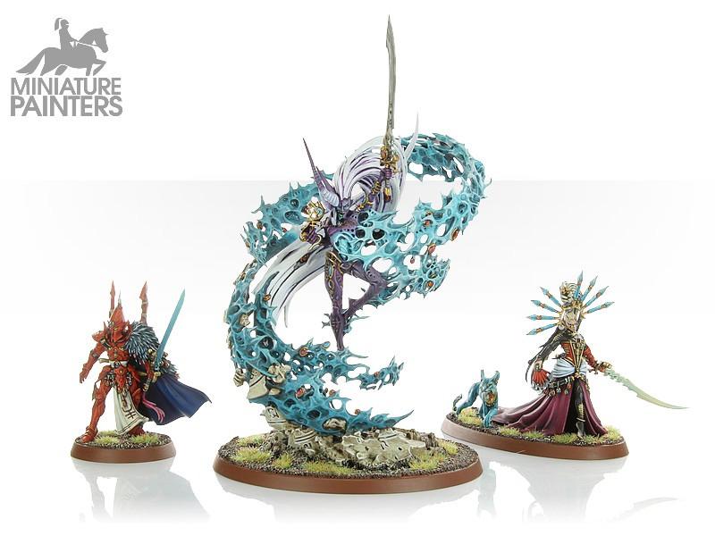 SILVER Triumvirate of Ynnead