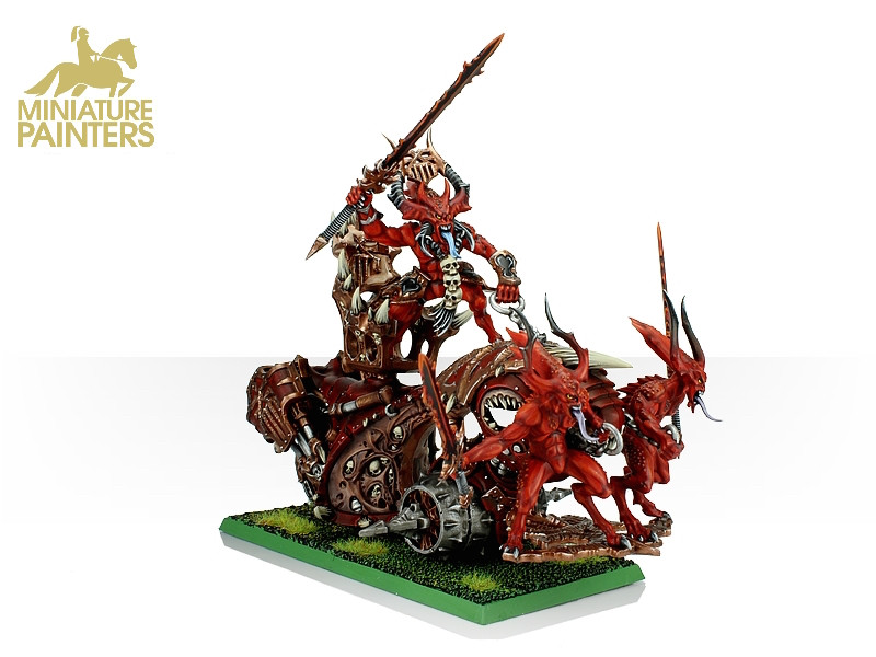 GOLD Blood Throne of Khorne