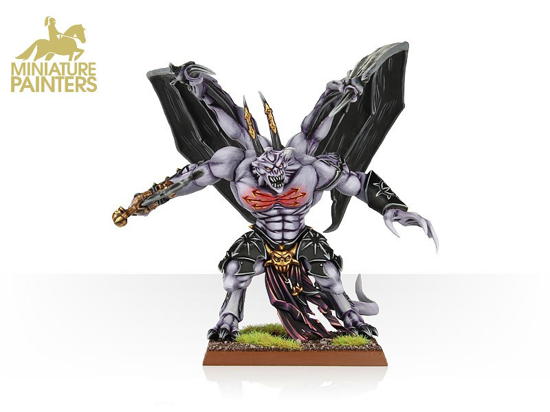 GOLD Daemon Prince