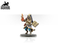 HERO FORGE CUSTOM MINIATURE ON FOOT 30mm PLATINUM QUALITY