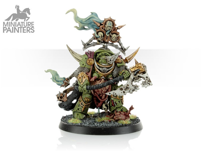1 Death Guard Noxious Blightbringer Dark Imperium