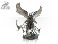 DEATH GUARD MORTARION, DAEMON PRIMARCH OF NURGLE