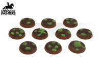 CITADEL 32 MM ROUND BASES