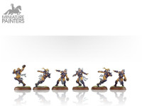 BLOOD BOWL ELFHEIM EAGLES TEAM