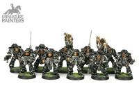 IRON HANDS LEGION TACTICAL SQUAD