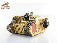 ADEPTUS CUSTODES VENERABLE LAND RAIDER
