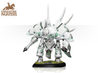 RETRIBUTION HEMERA HEAVY WARJACK