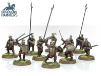 ISENGARD URUK-HAI WARRIORS (x20)