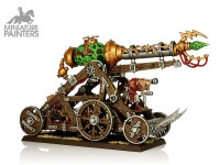SILVER Warp Lightning Cannon
