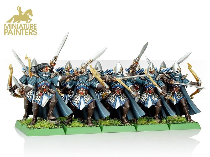 GOLD Shadow Warriors