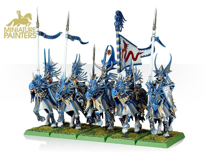 GOLD Dragon Princes of Caldor