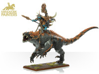 GOLD Saurus Oldblood on Carnosaur