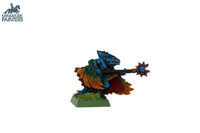 SERAPHON SKINK PRIEST WITH FEATHERED CLOAK