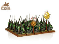 BRONZE Night Goblin Regiment