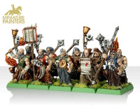 GOLD Flagellant Warband