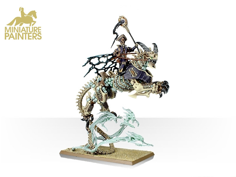 GOLD Arkhan the Black