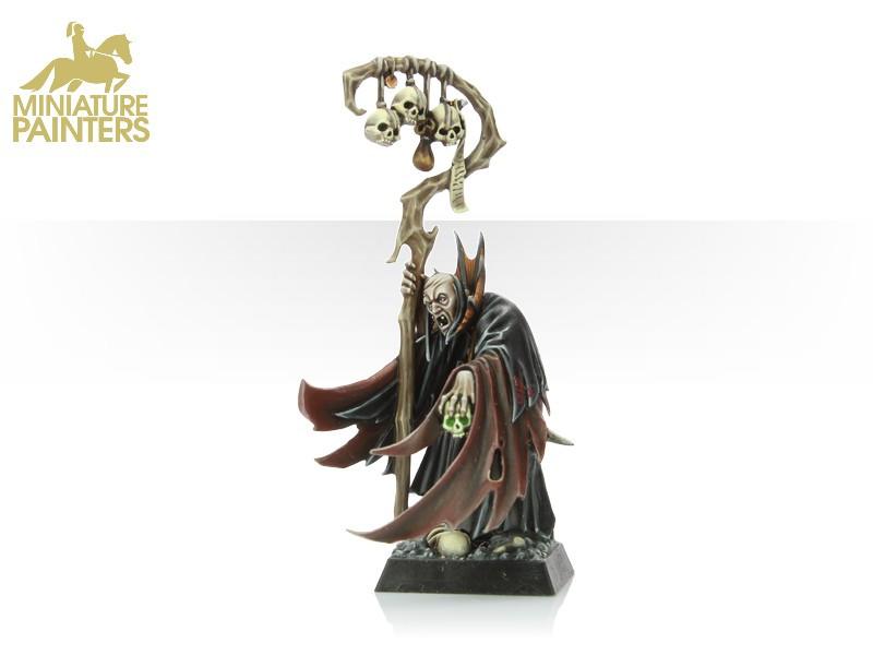 GOLD Necromancer