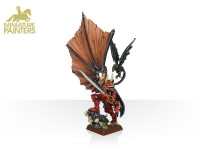 GOLD Winged Vampire Lord