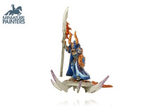 LEAD Tzeentch Lord on Disc