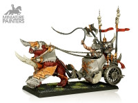 SiLVER Gorebeast Chariot