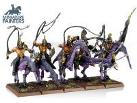 LEAD Hellstriders of Slaanesh